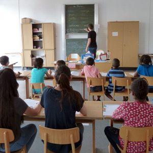 Das Projekt Zwergenschule an der EAE Neustadt