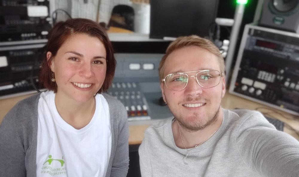 Interview bei Radio Unerhört